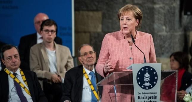 ألمانيا: انسحاب ترامب من الاتفاق النووي مع إيران جعل الأوضاع الإقليمية أكثر توترا
