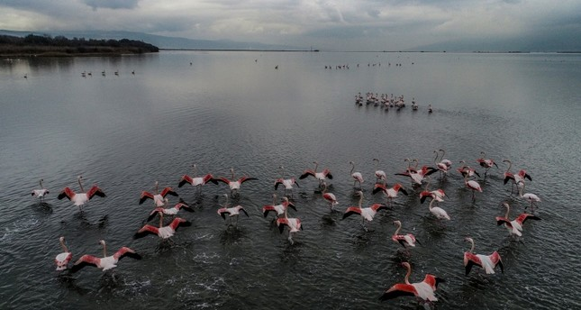 بحيرة هرسك في يالوفا التركية