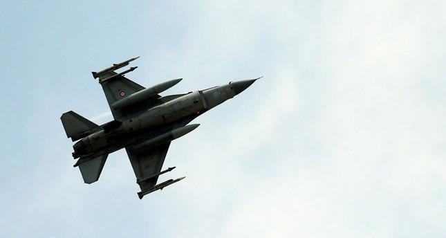 سلاح الجو التركي يوجه ضربات لمواقع بي كا كا الإرهابية شمالي العراق