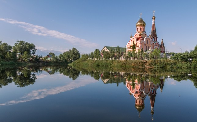 Almaty: Central Asia's gateway to the world