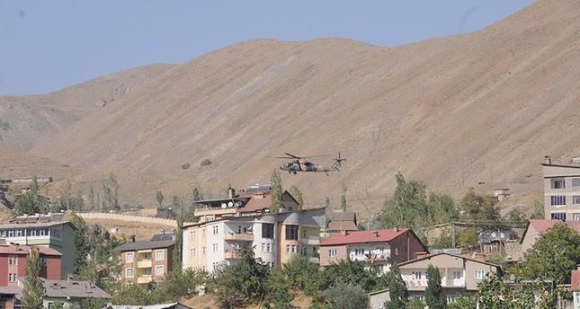 مقتل قيادي من بي كا كا الإرهابية جنوب شرقي تركيا