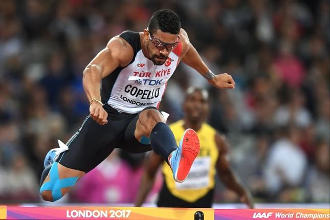 Yasmani Copello advances to final in London World Athletics