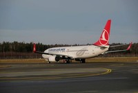 Turkish Airlines raises number of flights to China's Xian
