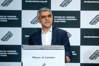 صادق خان يفوز بولاية ثانية لمنصب عمدة لندن