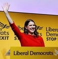 Swinson named new leader of anti-Brexit Liberal Democrats