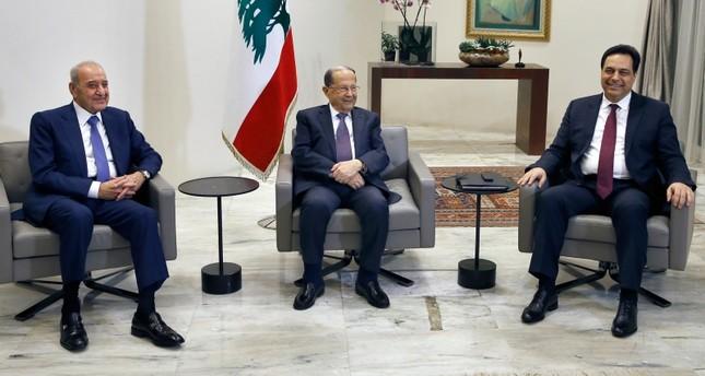 Lebanon unveils new government