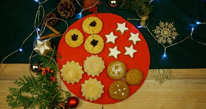 4 cookies to warm your heart this holiday season