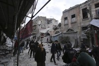Idlib under regime fire despite Russia's claims of 'flawless' truce