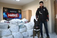 Turkish police make largest-ever heroin bust of 1.27 tons, Interior minister Soylu says