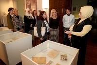 أمينة أردوغان تزور متحف إيفيتا في العاصمة الأرجنتينية بوينس آيرس