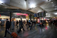 Пассажиропоток в аэропорту «Стамбул» превысил 18 млн