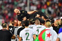 Algeria shuts out Senegal to claim 2nd Africa Cup of Nations title