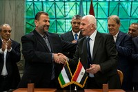 Fatah, Hamas reach agreement on unity gov't rule in Palestine's Gaza in Cairo talks