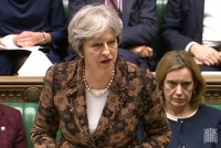 UK's May says Tuesday deadline for Russia to explain ex-spy poisoning