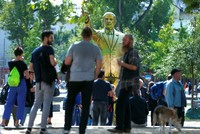 Erdoğan statue removed from German city after police fail to provide security