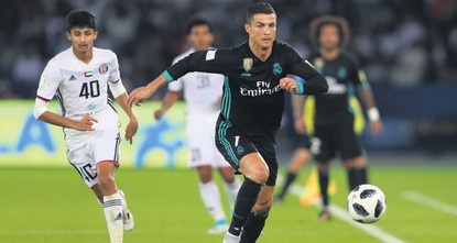 pGareth Bale needed less than a minute to help Real Madrid reach the Club World Cup final after his team faced a potential shock elimination from the tournament. Bale scored with his first touch...