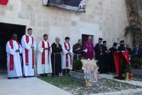 Turkey's Catholic, Orthodox communities mark St. Peter's Day in 'cave church'