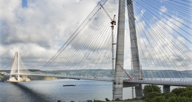 Istanbuls dritte Bosporus-Brücke am Freitag eröffnet