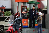 1 killed in protests over Iran's gasoline price hike