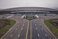 مطار فضولي الدولي في إقليم قره باغ المحرر من الاحتلال الأرميني الأناضول