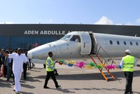 First commercial flight from Ethiopia in 40 years lands in Somalia