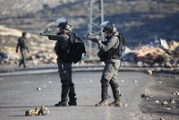 Israeli troops kill 2 Palestinian teens near Ramallah