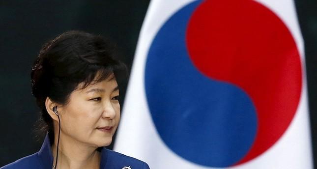 Former South Korean President Park Geun-hye (Reuters File Photo)
