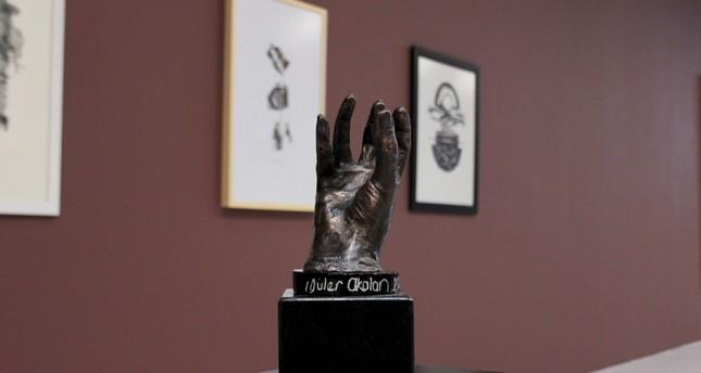 أيدي الفن السبع.. معرض لأعمال أبرز الرسّامين الأتراك بأنقرة
