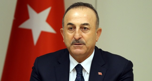 FM Çavuşoğlu slams EP head Sassoli over EU's insincerity, hypocrisy, says he distorts facts