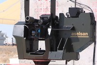 Turkey's domestic anti-UAV system successfully test shots with newly integrated launcher