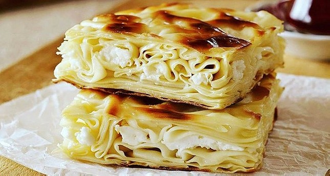 All about Börek and the best places for it in Istanbul
