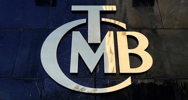 شعار البنك المركزي التركي (رويترز)