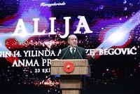 Erdoğan says Europe died in Bosnia, was buried in Syria