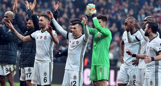 Beşiktaş seeks redemption in return match against Bayern Munich