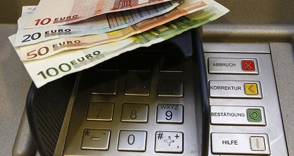 pCyber criminals are increasingly accessing ATM machines through the banks' networks, with squads of money mules standing by ready to pick up the stolen cash, Europe's policing agency warned...