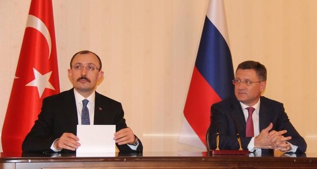 وزير التجارة التركي: نتطلع لرفع التبادل التجاري مع روسيا لـ100مليار دولار