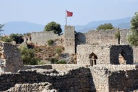 Medieval Beçin city in SW Turkey eyes UNESCO's World Heritage list