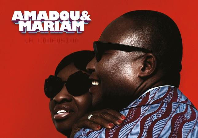 Amadou & Mariam reflect, deflect world's confusion
