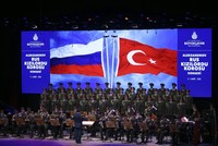 Russia's Red Army Choir to give free concerts in Istanbul