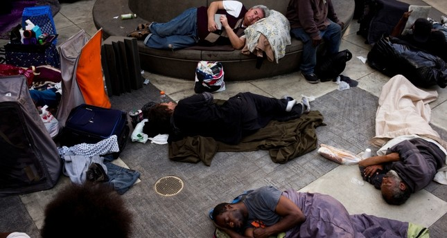 Los Angeles homeless rate rises by 47 pct in 6 years