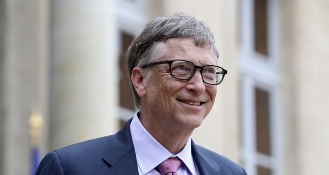 Gates world's richest person, 29 Turks constitute $46.1B on Forbes list