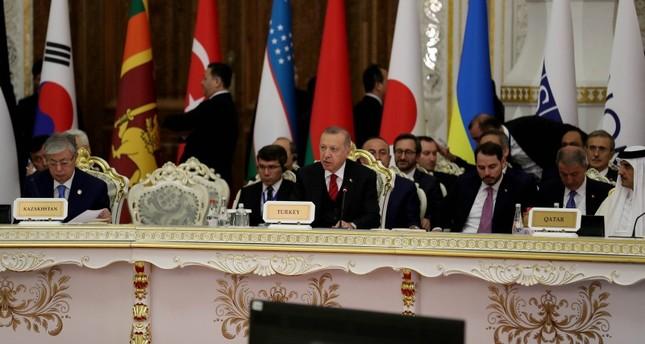 أردوغان يؤكد رفض بلاده فرض أمر واقع جديد في القدس