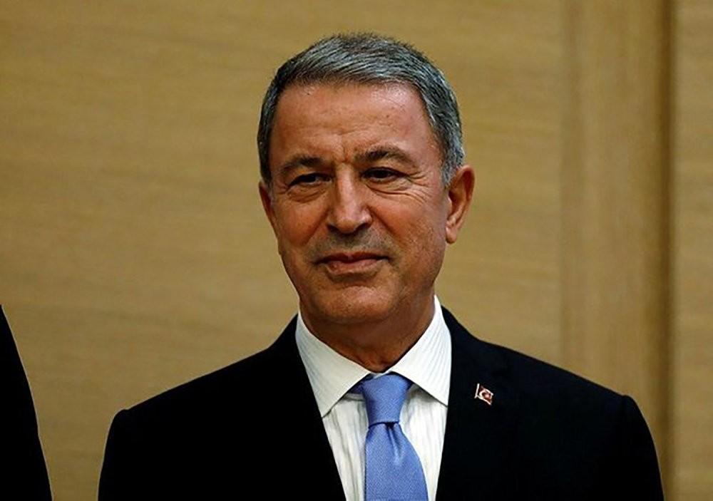 National Defense Minister Hulusi Akar