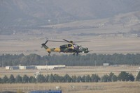 Turkey's upgraded ATAK helicopter carries out maiden flight