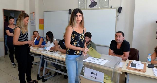 Die historischen Wahlen in der Türkei haben begonnen