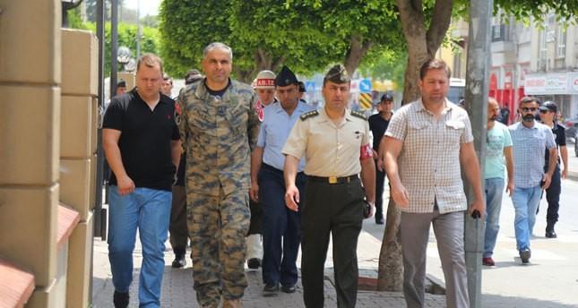 103 جنرالاً وأميرالاً حصيلة الموقوفين على خلفية محاولة الانقلاب الفاشلة بتركيا