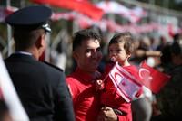 Turkish Cypriots mark 35 years of statehood