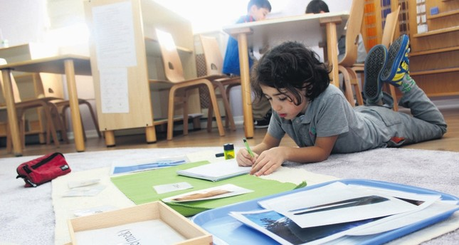 The Montessori Method disregards disciplinary systems, competition and the traditional classroom structure, instead it includes exclusively designed material, a classroom designed as a living space and promotes cooperation.