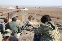 SNA retaliates against attacks and violations by YPG in northern Syria