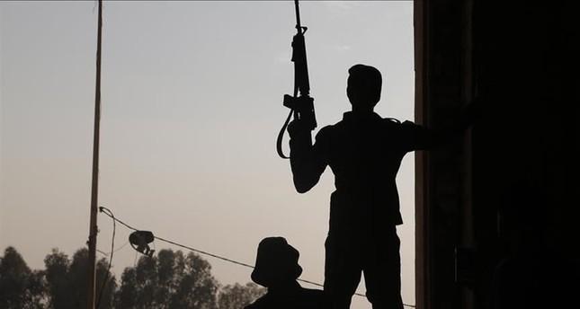 سقوط 5 صواريخ داخل قاعدة بها جنود أمريكيون غربي العراق